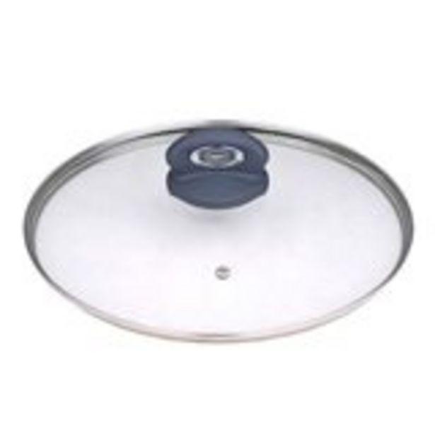 Oferta de Tapa de vidrio Orion Bq 30 cm por 5,99€