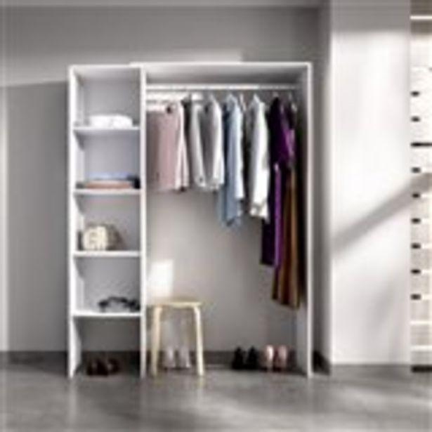 Oferta de Kit vestidor Suit blanco 03K13743 por 89€