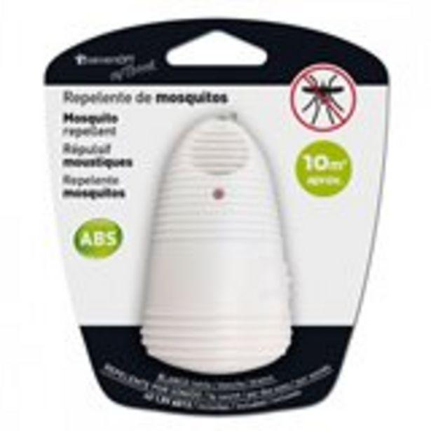 Oferta de Repelente de mosquitos portátil tecnología ultrasonido por 5,99€