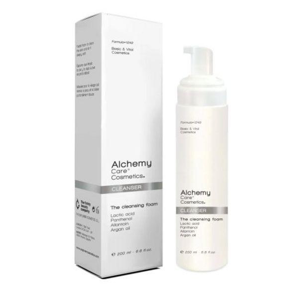 Oferta de Alchemy cleanser white mousse 200ml por 10,9€