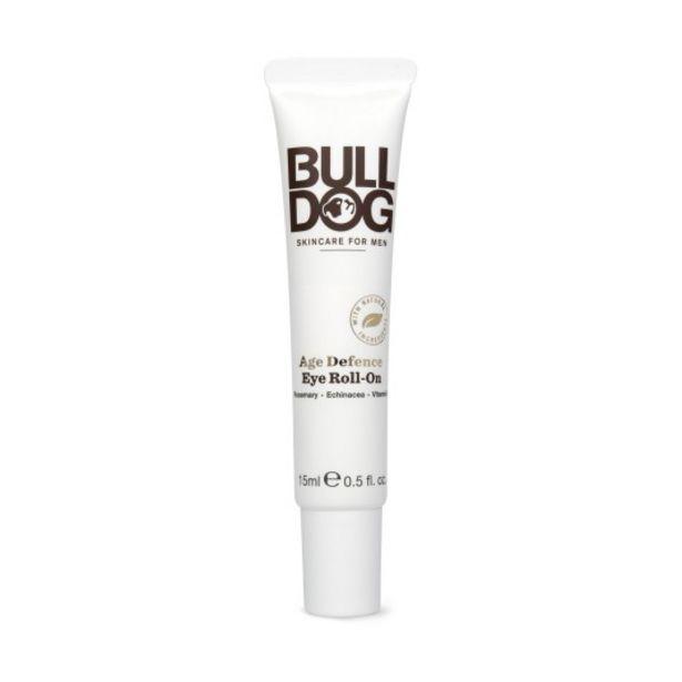 Oferta de Bulldog age defence eye rollon corrector ojeras 15ml. por 7,95€