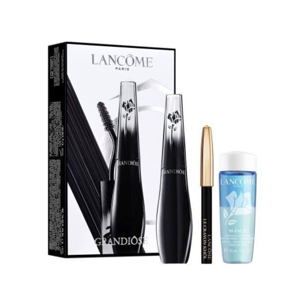 Oferta de Lancôme grandiôse mascara de pestañas cofre de regalo 3 piezas por 25,5€