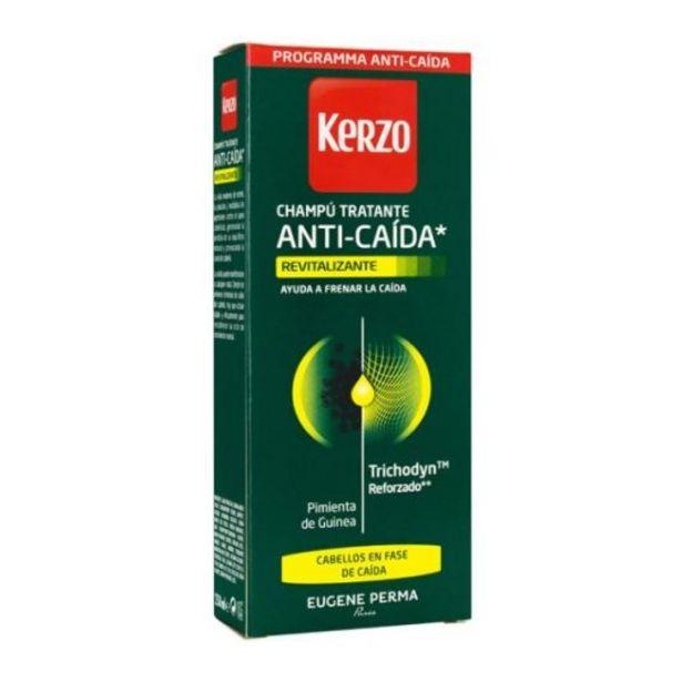 Oferta de Kerzo champu anticaida para hombre revitalizante 250ml por 7,75€