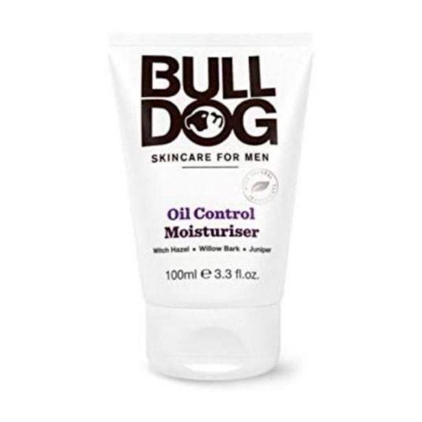 Oferta de Bulldog oil control crema hidratante antigrasa 50ml por 7,95€