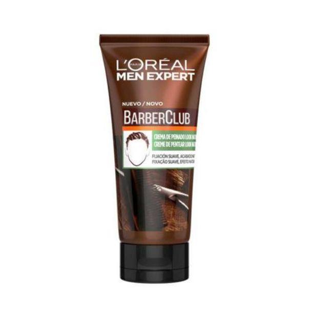 Oferta de Loreal men expert barber club crema de peinado look natural... por 3,99€