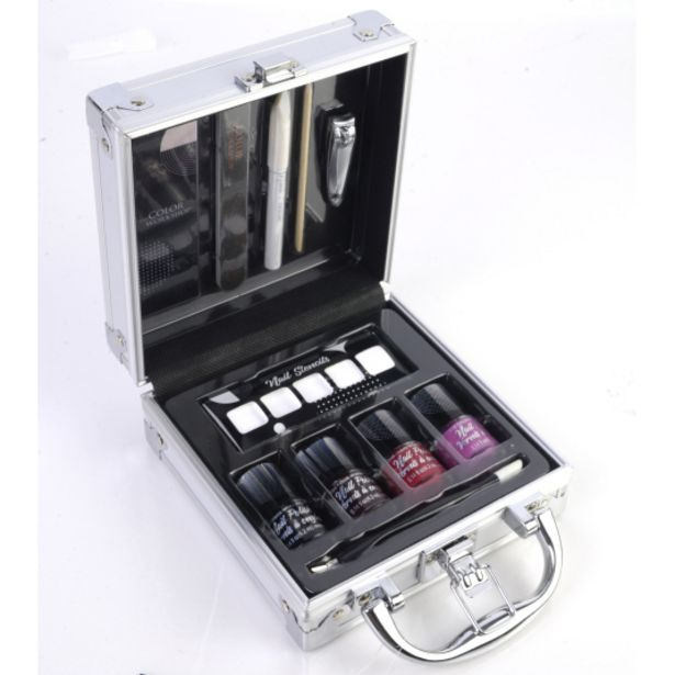 Oferta de Markwins the perfect matelin metalico kit manicura por 8,95€
