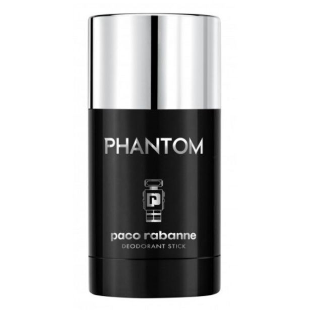 Oferta de Paco rabanne phantom desodorante stick 75ml por 19,95€