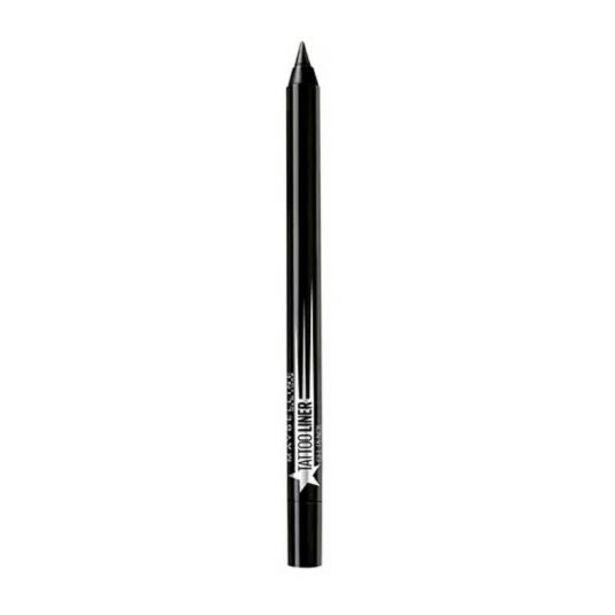 Oferta de Maybelline tattoo liner gel pencil limited edition 900 negro por 7,99€