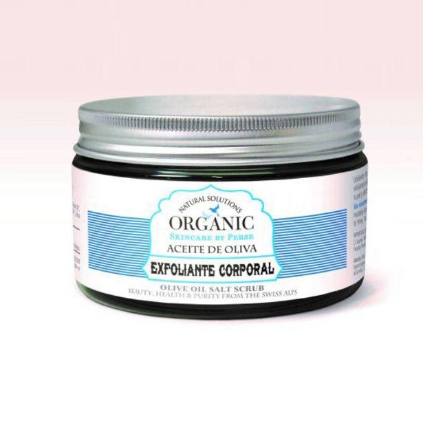 Oferta de Organic exfoliante corporal aceite de oliva 4 150ml por 6,95€