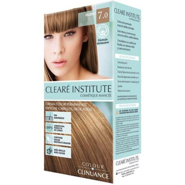 Oferta de Colour clinuance tinte cabellos delicados 7.0 rubio por 5,99€