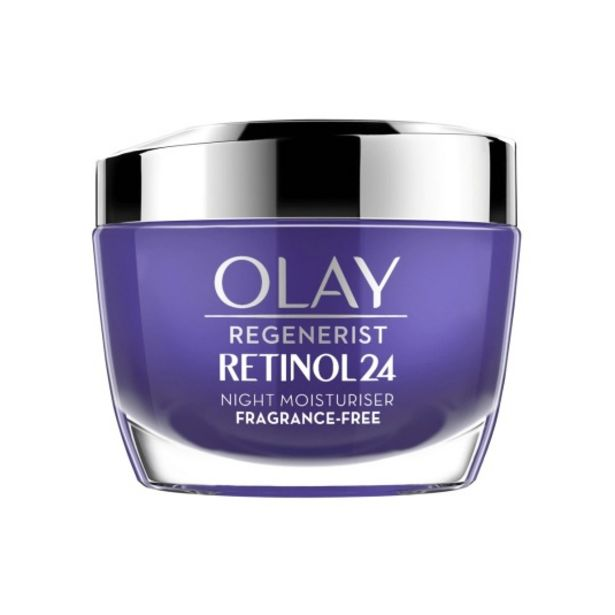 Oferta de Olay regenerist hidratante noche retinol 24h crema noche 50ml por 31,95€