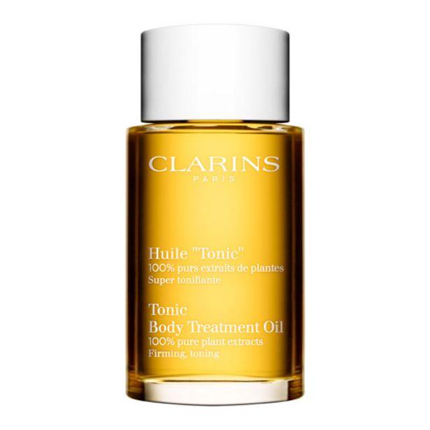 Oferta de Clarins tonic aceite reafirmante corporal 100ml por 35,75€