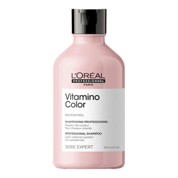 Oferta de Loreal professionnel serie expert vitamino color champu 300ml por 11,95€