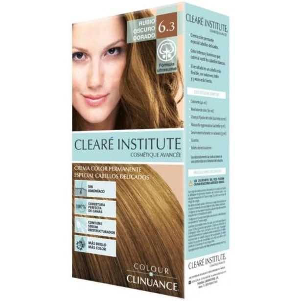 Oferta de Colour clinuance tinte cabellos delicados 6.3 rubio oscuro ... por 5,99€
