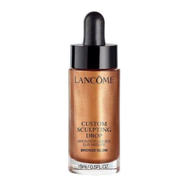 Oferta de Lancôme custom glow drops bronze iluminador ultra-concentra... por 22,75€