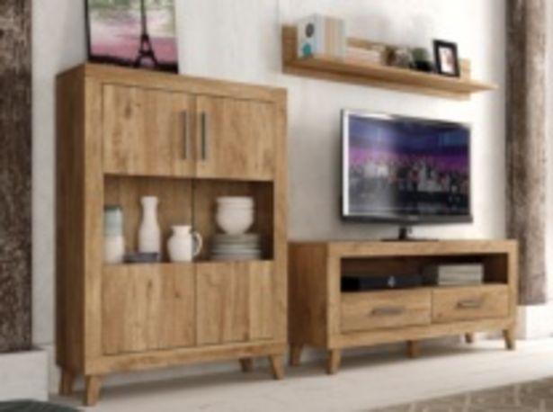 Oferta de Mueble de salón en color mango por 631€