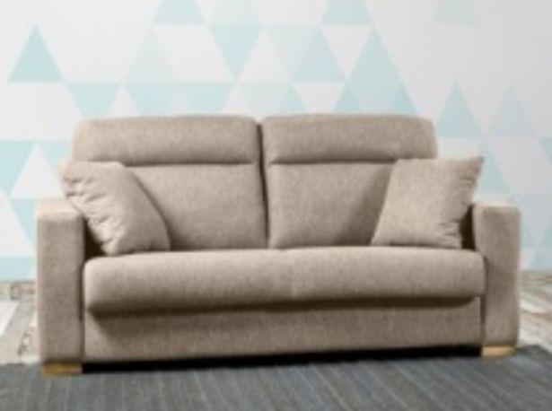 Oferta de Sofá cama tapizado en tela por 1007€