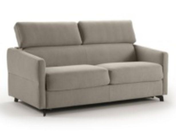 Oferta de Sofá cama acabado en tela por 1193€
