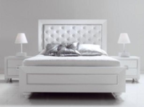 Oferta de Dormitorio lacado en blanco por 1525€