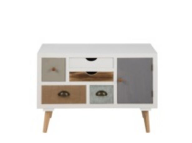 Oferta de Mueble auxiliar de 81 cm por 180€