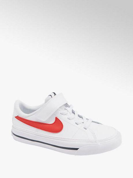 Oferta de Nike Sneaker con velcro NIKE COURT LEGACY (PSV) por 31,99€
