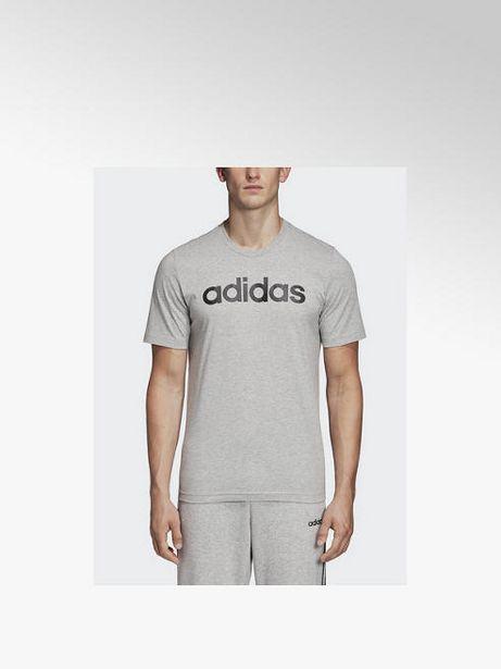 Oferta de Adidas Camiseta ADIDAS ESSENTIALS LINEAR LOGO por 9,99€