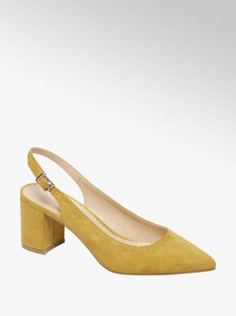 Oferta de Graceland Zapato de tacón slingback por 11,49€