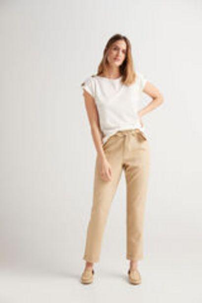 Oferta de Pantalón rústico por 9,99€