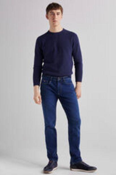 Oferta de Pantalón denim regular por 12,99€