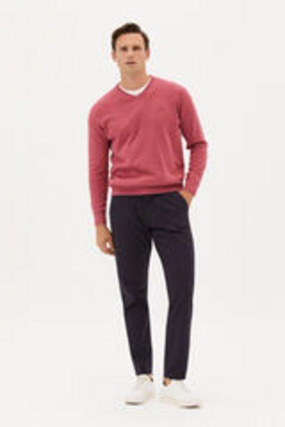 Oferta de Pantalón chino por 19,99€