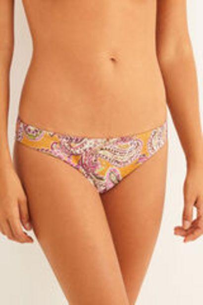 Oferta de Braga bikini clásica estampada por 5,99€
