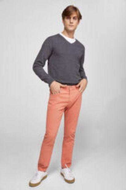 Oferta de Pantalón 5 bolsillos slim por 9,99€