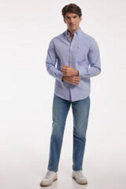 Oferta de Pantalón Denim Regular por 22,99€