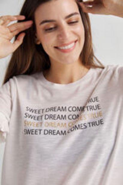 Oferta de Camiseta punto por 5,99€