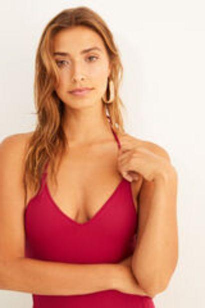 Oferta de Bañador-trikini halter por 9,99€