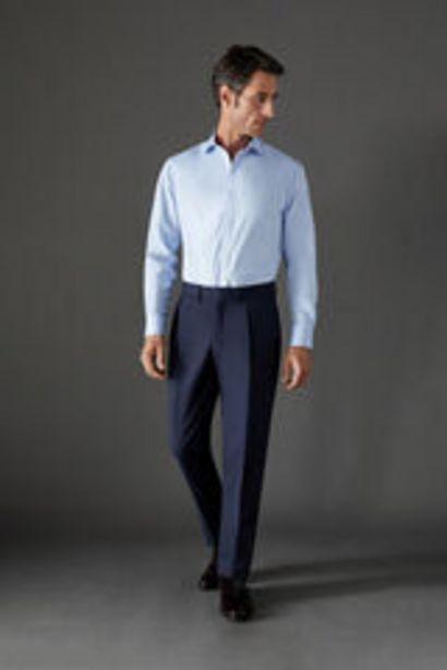 Oferta de Pantalón espiga classic fit por 19,99€