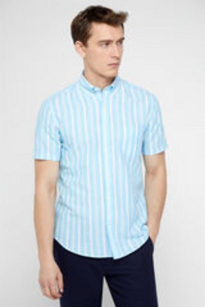 Oferta de Camisa manga corta por 9,99€