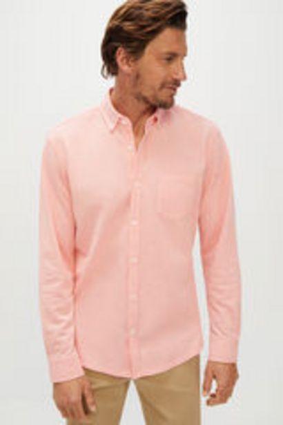 Oferta de Camisa manga larga por 12,99€