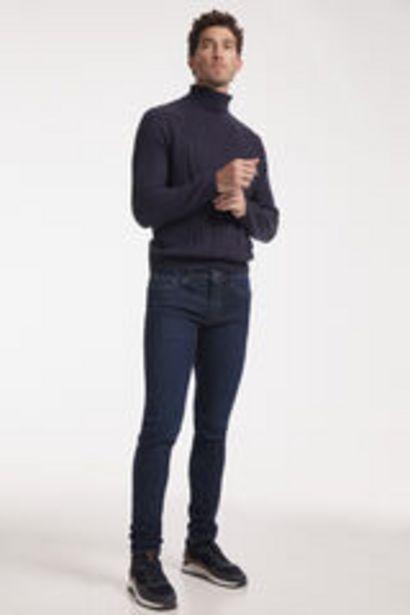 Oferta de Pantalón Denim Skinny por 22,99€
