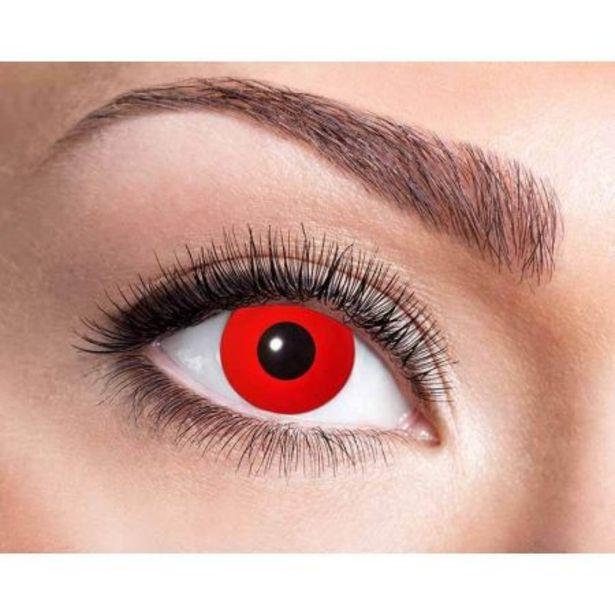 Oferta de Crazy Red Devil 1W (2 lentillas) por 15€