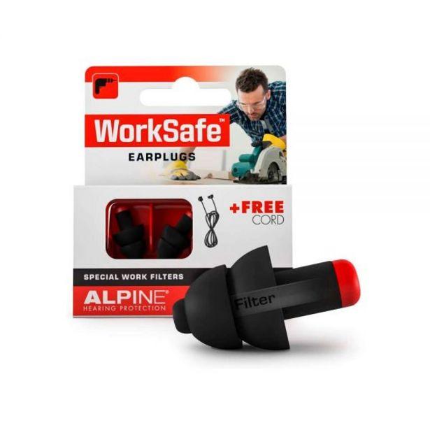 Oferta de Tapones Alpine Standard Worksafe por 20€