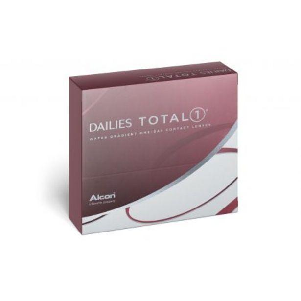Oferta de Dailies total 1 ESF (90 lentillas) por 85€
