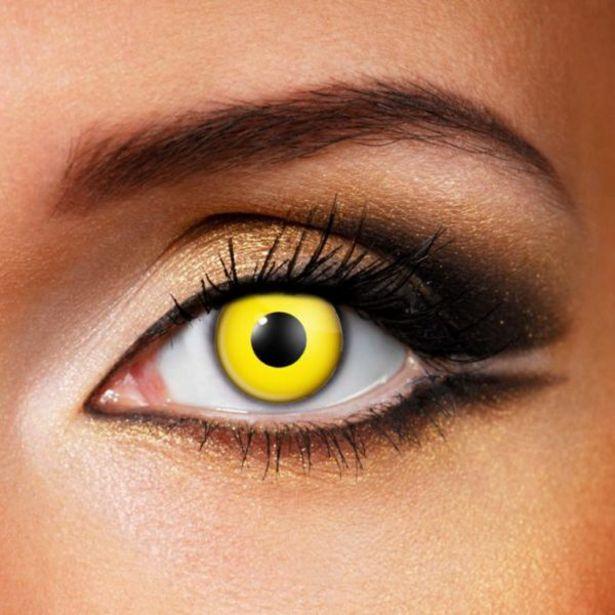 Oferta de ColourVue Crazy Yellow 3M por 25€