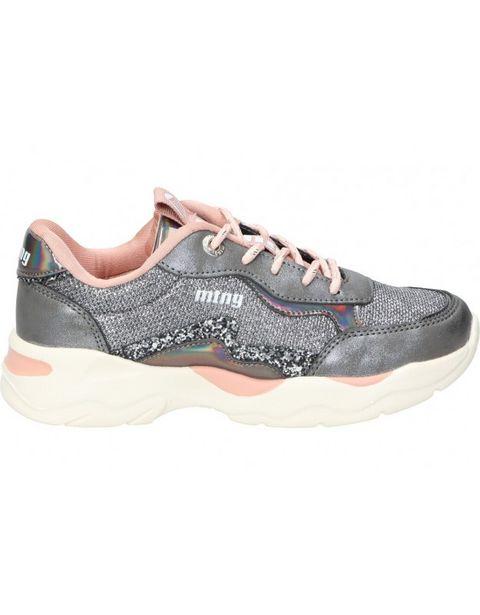 Oferta de Zapatos mtng 48325 plata para niña por 36,95€