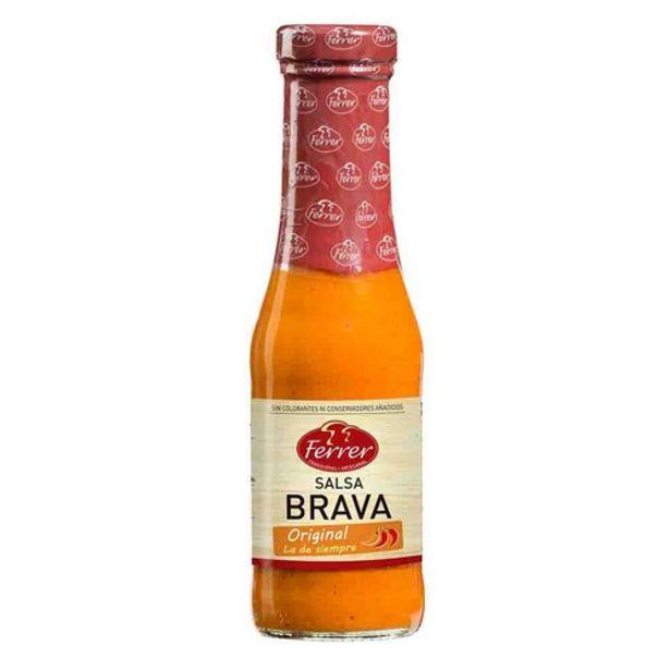 Oferta de FERRER Salsa brava por 1,99€