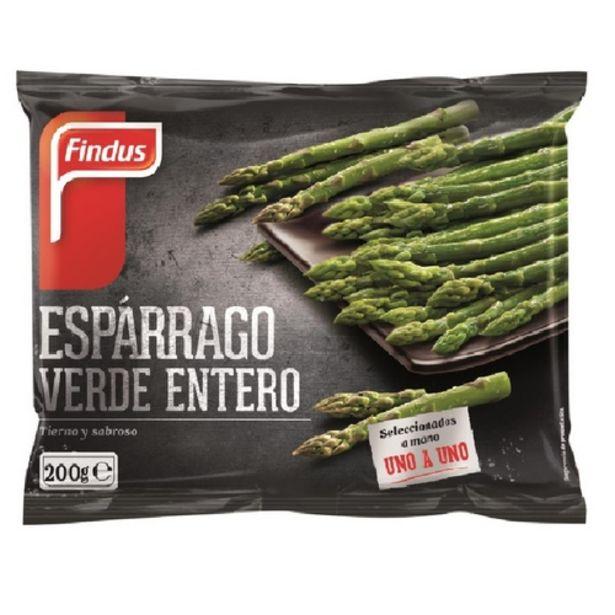 Oferta de FINDUS Espàrrecs verds por 3,35€