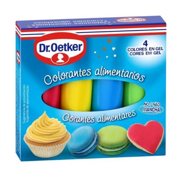 Oferta de DR. OETKER Colorant per a postres por 2,25€