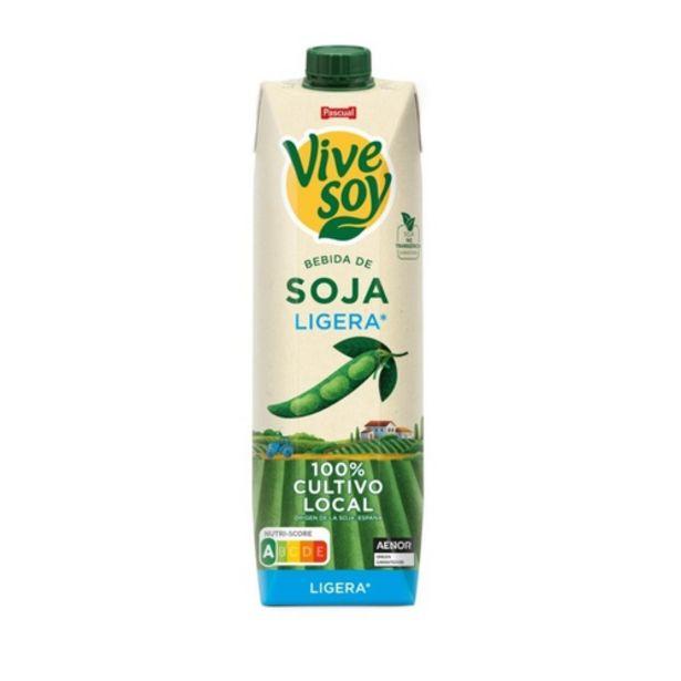 Oferta de VIVE SOY Beguda de soja lleugera por 1,59€