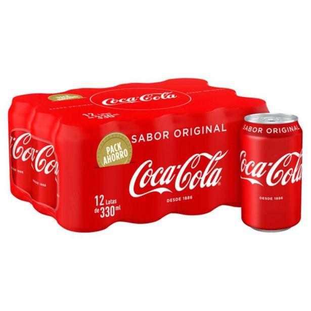 Oferta de COCA-COLA Refresc de cola por 8,64€