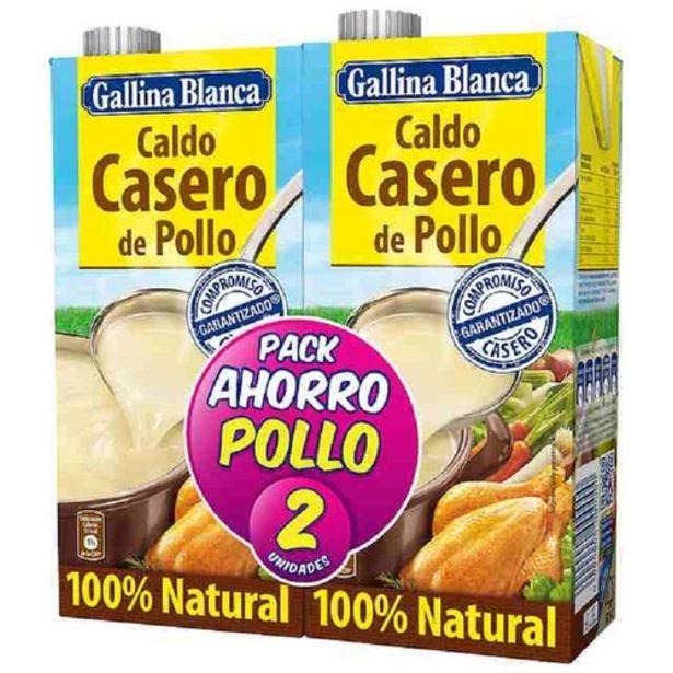 Oferta de GALLINA BLANCA Brou casolà de pollastre por 3,29€